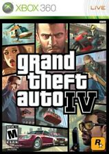 Grand Theft Auto 4 for Xbox 360 [New Games]