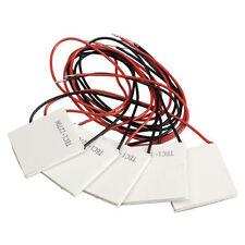 1pc TEC1-12706 Heatsink Thermoelectric Cooler Cooling Peltier Plate Module 65W
