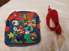 2012 Super Mario Shoulder Arm Bag Backpack Retro COOL Free Shipp