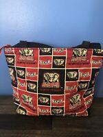 University of Alabama Tote Bag red