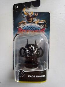 Skylanders Giants - Kaos Trophy - Character Figure -  NEW - Damage to packaging