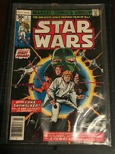 Star Wars #1 / Marvel Comics First Print 1977 stored since purchase