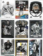 HUGE JONATHAN QUICK 65 CARD 45 DIFFERENT LOT b KINGS