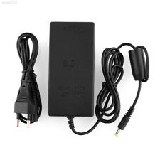 649F Hot EU plug AC Adapter Power Supply Cable Cord For Sony PS2 Slim Black