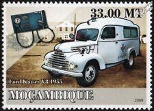 1955 Ford/Kaiser G39 ambulancia vehículo/del coche Sello (2009)