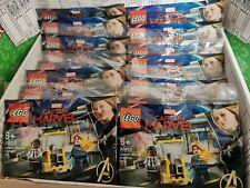 15x LEGO 30453 Captain Marvel and Nick Fury Poly Bag -  Joblot bundle
