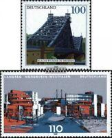 BRD (BR.Deutschland) 2109,2110 (kompl.Ausg.) gestempelt 2000 Sondermarken