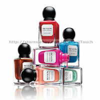 REVLON Nail Polish PARFUMERIE Scented Enamel/Color DISCONTINUED New *YOU CHOOSE*