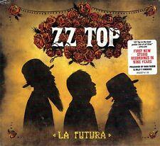 CD - ZZ TOP - La Futura