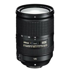 Nikon Nikkor 18-300mm ED VR Lens (REFURB)