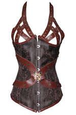 bustino corpetto + perizoma sexy lingerie gotic tg M sex lingerie modello 5417