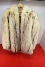 Real Natural Fur Coat Jacket