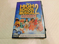 High School Musical 2 (DVD, 2007, Extended Edition)-(Free Shipping*)