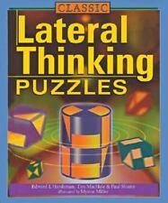 Classic Lateral Thinking Puzzles, Edward J. Harshman, Des MacHale, Paul Sloane,