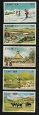 Lesotho 1970 Tourism Fishing Skiing Horseback riding Holiday Inn MNH A54