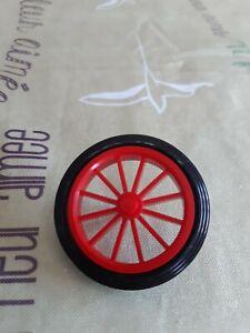 Roue LEGO vintage Wheel Spoked Large ref 35  / Set 252 390 396 194 ...