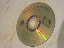 La HIREN BootCD-DVD 15,2 ripristinata la versione 1.1 eliminazione dei virus, diagnostica, backup