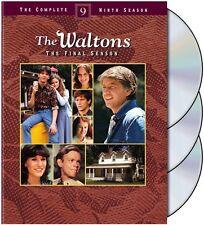 Waltons: The Complete Ninth Season - The Final Season [3 Discs] (2009, DVD NEW)