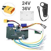 24/36V Dual Motors Electric Longboard Skateboard Controller w/ ESC Substition