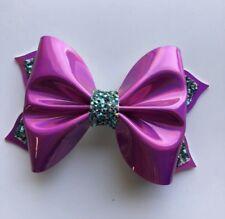 plastic hair bow template