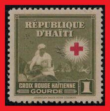 Zayix - 1945 Haiti 368 MNH - Red Cross