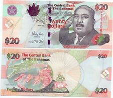 Bahamas $20 2006, UNC