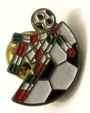 Pin Spilla Mascotte Mondiali Di Calcio Italia'90 Pallone Semicerchio