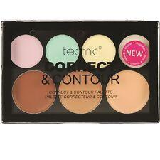 3x Stück Technic Cream 7 Colour Correct & Contour Palette WoW! (058)