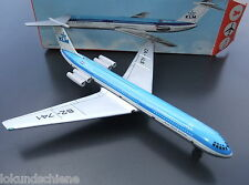 KLM Feuille Avion DDR/GDR 62-741 Royal Néerlandais Compagnie aérienne Longueur