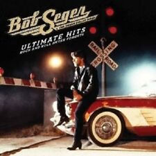 """BOB SEGER """"ULTIMATE HITS: ROCK AND ROLL NEVER FORGETS"""" CD 2 NEW"""