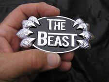 UK ~ THE BEAST 70mm CHRYSLER Replacement METAL CAR BADGE Emblem *NEW* suit 300C