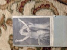 m57c ephemera 1950s picture lili St cyr son of sinbad actress