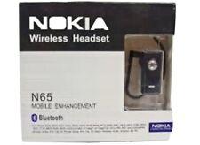 Nokia N65 Wireless Bluetooth Headset Brand New In Box