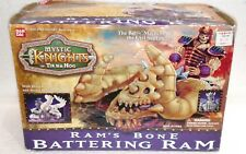1998 BANDAI MYSTIC KNIGHTS OF TIR NA NOG RAM'S BONE BATTERING RAN NEW IN BOX
