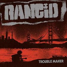 RANCID - TROUBLE MAKER (CD DIGIPACK) NEU 2 Bonus Songs 2017 lim. Punkrock Punk