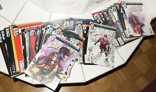 60 x COMICS Marvel DAREDEVIL  #18-31, 33-81 (X3946)
