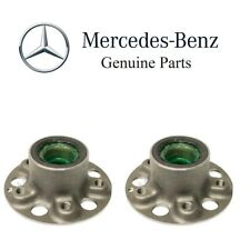 For Mercedes W211 W219 Set Of Front Left & Right Wheel Hub w/ Bearings Genuine