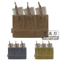 Emerson Triple 5.56 Magazine Pouch Insert Mag Carrier for LV-MBAV LBT-6094 Vests