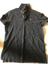 Abercrombie Fitch mens polo usually £45 black XL extra large