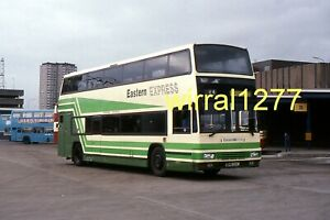 6x4 Bus colour photograph Eastern Scottish Olympian B145GSC