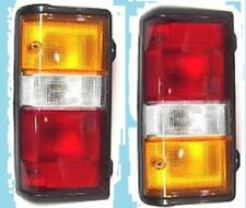FITS NISSAN URVAN E24 MODEL 1986 97 VAN REAR TAIL LIGHTS PAIR LEFT RIGHT NEW