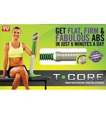 Women Core Body Abdominal Stomach Tone Mid Section Ab Crunch Sit Up Workout NEW