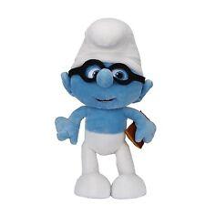 "The Smurfs - Brainy 11"" Basic Plush Wave 2, New by Jakks"