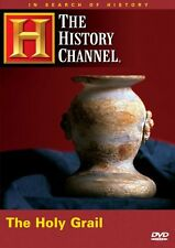 The Holy Grail (History Channel) Very Rare And Oop New And Sealed