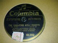 RARE GLADYS MONCRIEFF THE VAGABONDKING HUGUETTE & SOME DAY COLUMBIA 01302
