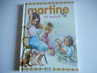 MARTINE EST MALADE -  EDITIONS ATLAS JEUNESSE