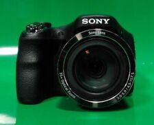 Sony Cyber-Shot DSC-H300 Digital Camera Black - @C17 - #11