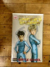 Marvel Ender's Shadow Battle School #5 of 5 Unread Condition