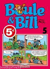 LIVRE / BD - Boule Et Bill Tome 5 - Jean Roba
