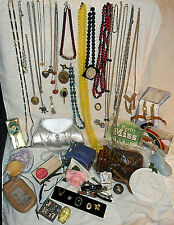 New listing Vtg Women'S Lot - Jewelry Evening Bag Watches Ivana Trump Sunglasses Watch Set +